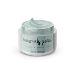 mineral pearl mask