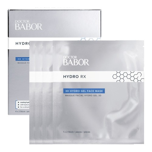 DR. BABOR 3D Hydro-Gel Face Mask 4UNID