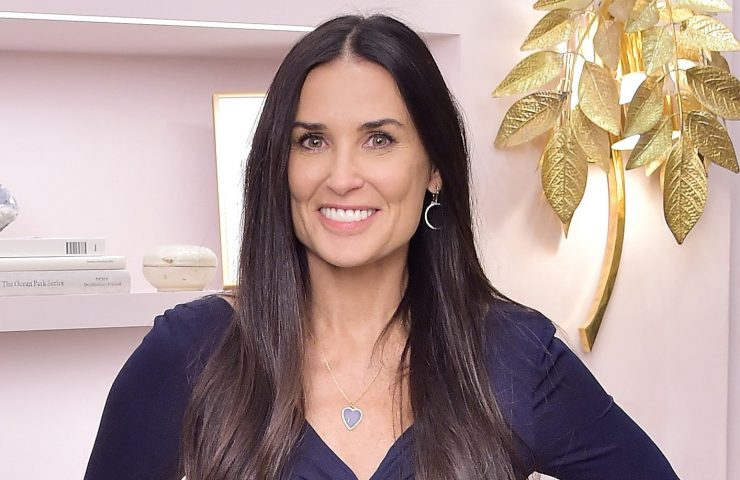 Demi Moore secretos de belleza - The Beauty Concept