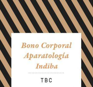 Bono corporal Indiba - The Beauty Concept